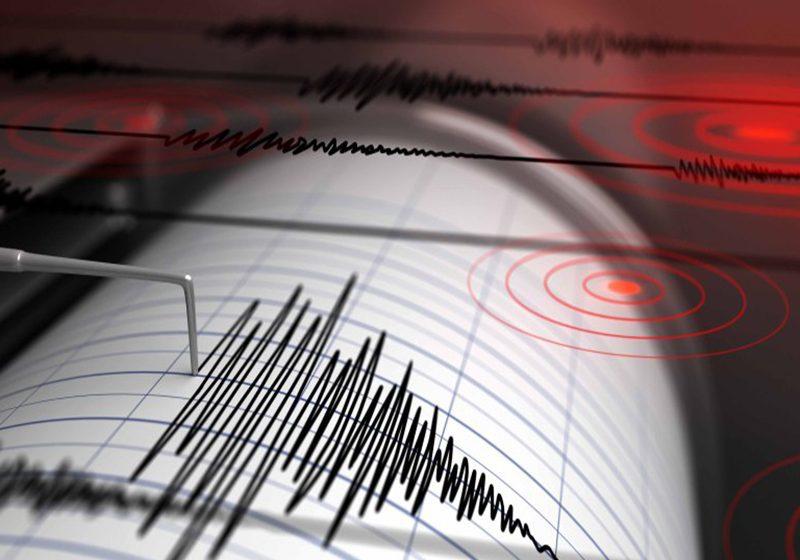 Temblor de magnitud 5 se siente en tres regiones del norte de Chile