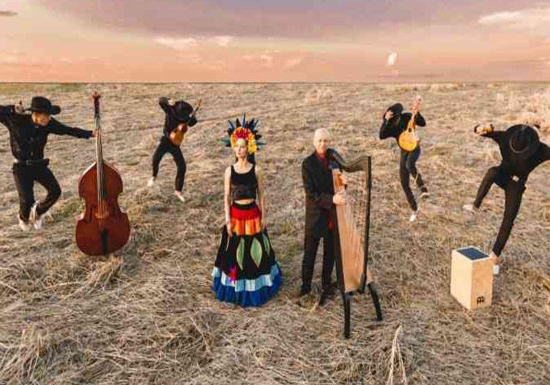 En su gira por el mundo Cimarrón hace homenaje a Carlos Cuco Rojas