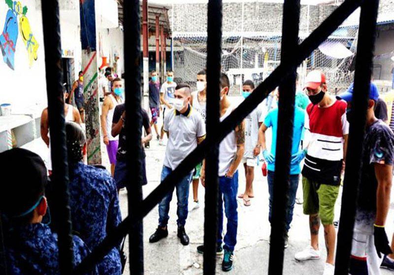 Pese al trabajo del gobierno Villavicencio no pasa el mejor momento dado al elevado contagio en la cárcel