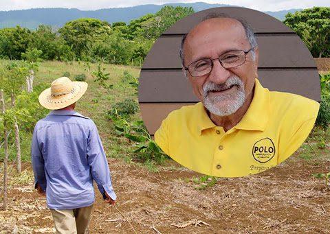 La política del gobierno nacional golpea a los agricultores señala Eudoro Alvarez