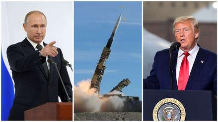 EE.UU. anuncia su retirada de otro pacto de control de armas y culpa a Rusia