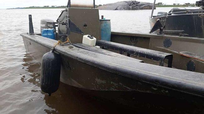 Cancillería Colombia gestiona ante Venezuela devolución de tres botes de la Armada.