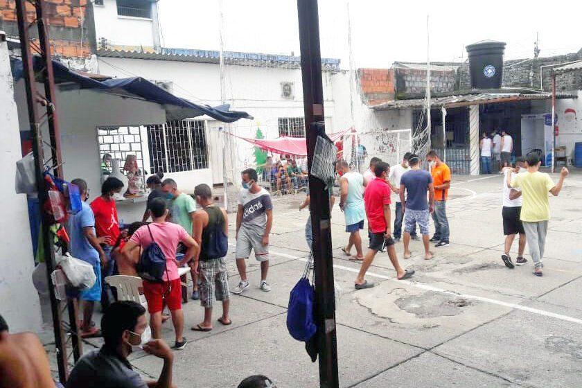 La situación en la cárcel de Villavicencio es de angustia, y vivir una ilusión