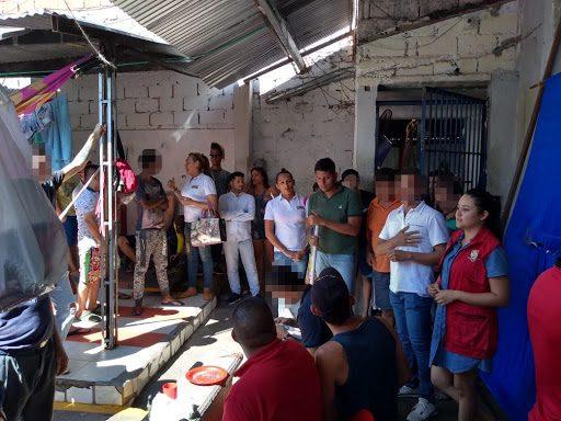 Borrachos con alcohol, internos de la cárcel de San José formaron la trifulca
