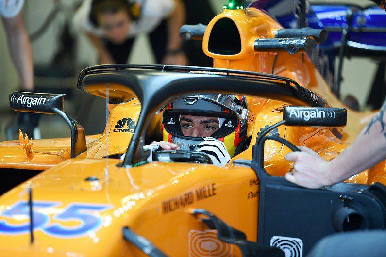 Sainz: «Tengo ganas de despedirme de McLaren de la mejor manera posible»