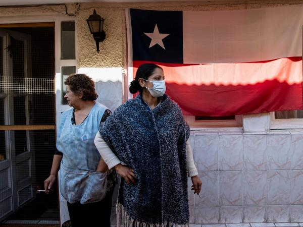 Chile supera los 82.000 casos y extiende la megacuarentena en Santiago