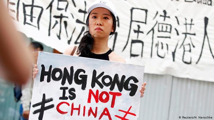 China confirma que la ANP impulsará una ley de seguridad para Hong Kong