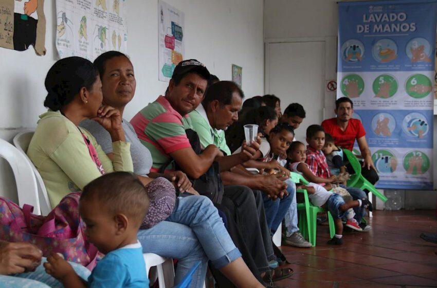 Es de angustia la situación que viven miles de metenses y colombianos
