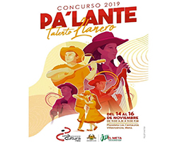"Concurso ""Pa'lante Talento Llanero"" 2019"