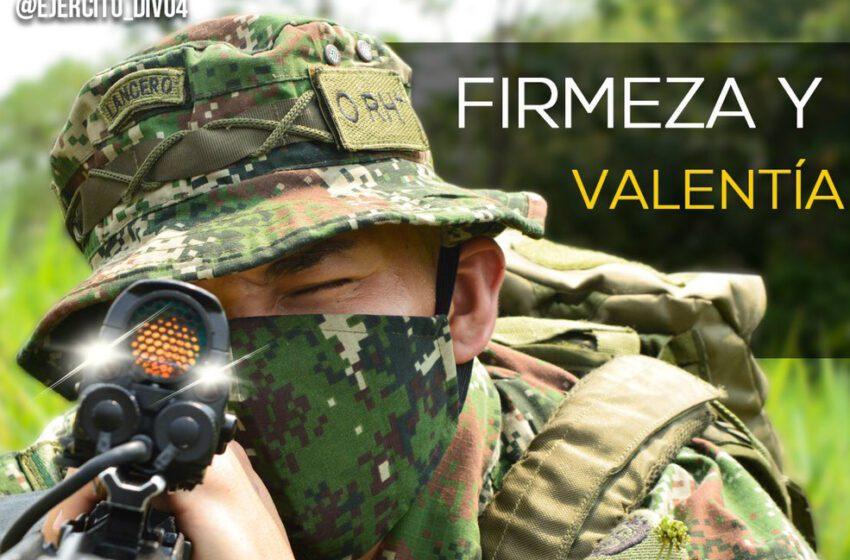 Nuevo golpe a los narcotraficantes dió el ejército en jurisdicción de Mapiripán