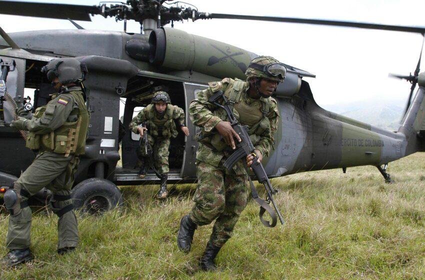 Positiva la acción contra los narcotraficantes, señala el ejército