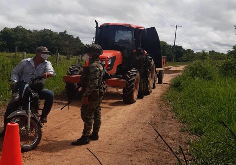 Positiva labor en pro de la comunidad adelanta la Cuarta División del Ejército