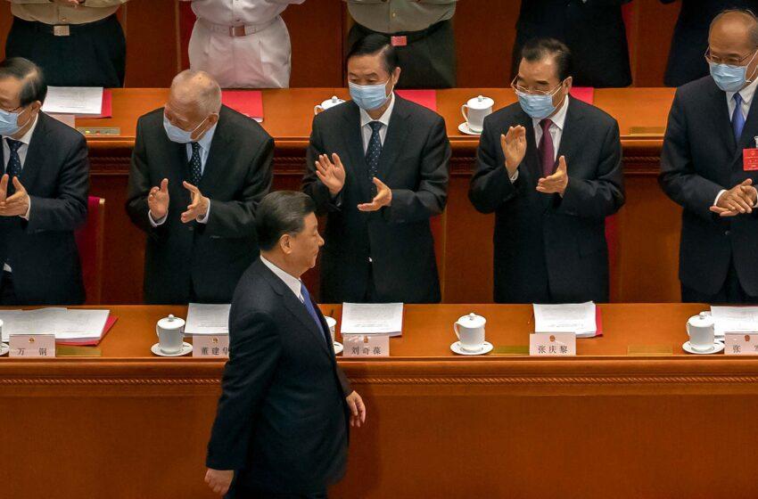 El Legislativo chino aprueba la ley de seguridad nacional de Hong Kong y primer Código Civil