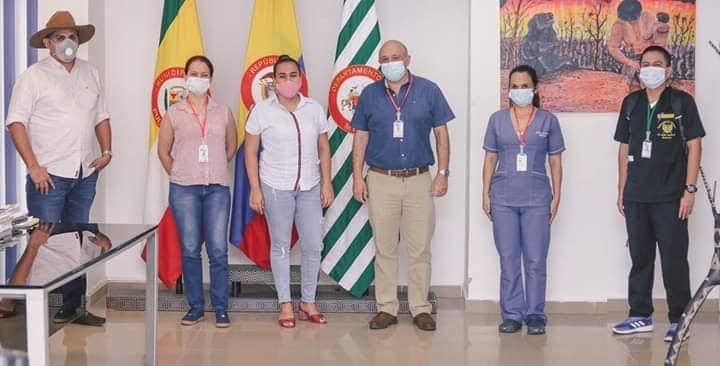 Toda mi dedicación y esfuerzo para el hospital de Gaitán, señala la nueva directora del centro asistencial