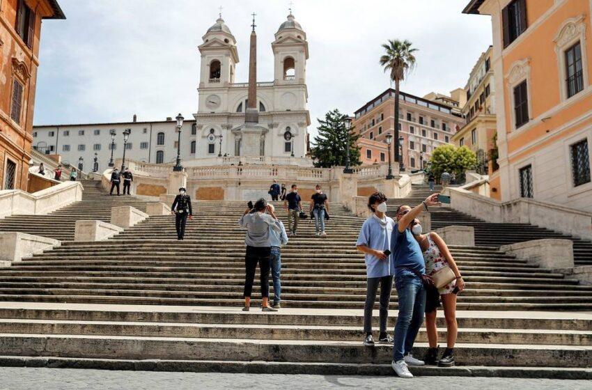 Italia registra 32.486 muertos, 156 el último día, y más de 228.000 contagios