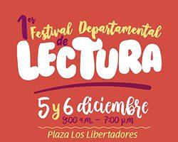 Instituto de Cultura del Meta hará este jueves y viernes el primer Festival Departamental de Lectura