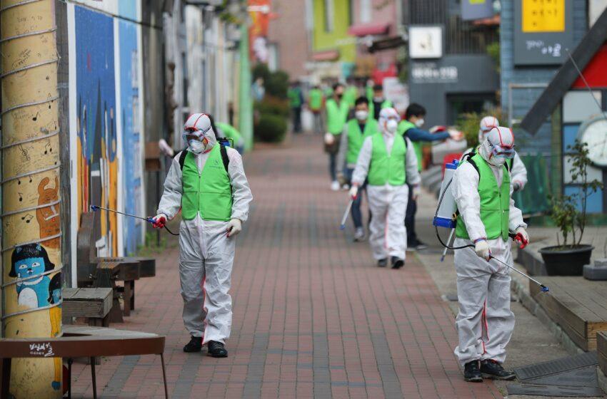 El distanciamiento se endurecerá dos semanas en Seúl ante el repunte de casos