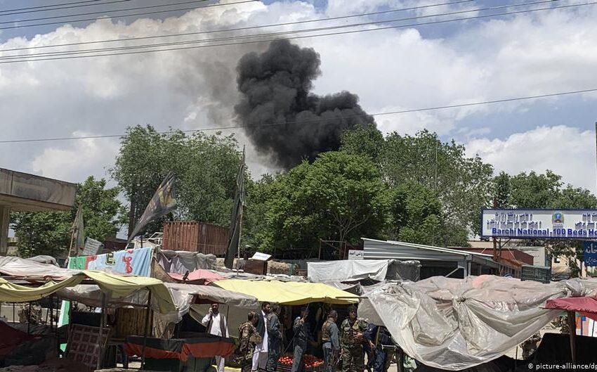 15 muertos en ataque suicida en funeral y 4 civiles muertos en ataque a centro maternidad en Afganistán