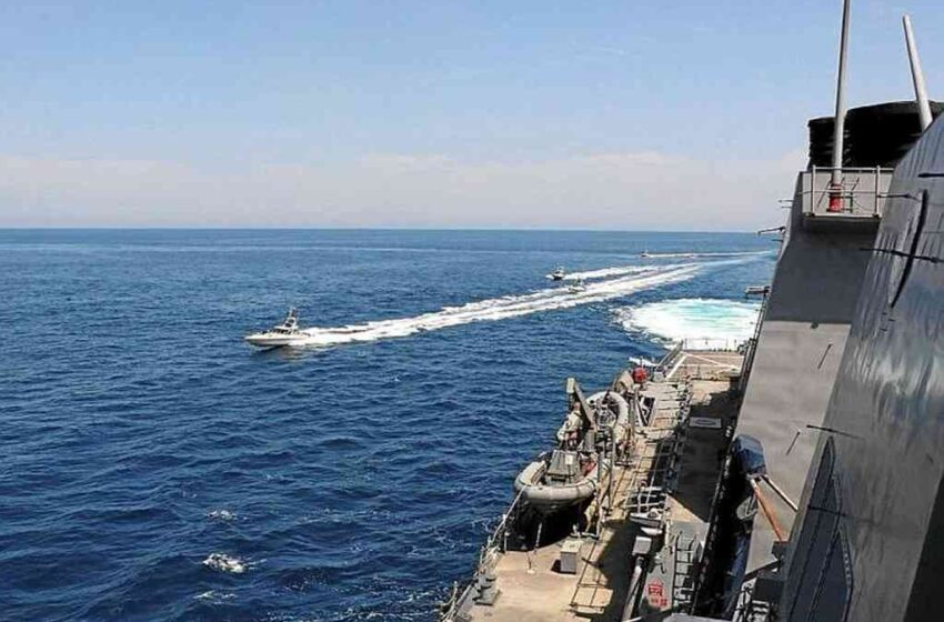 Al menos 19 muertos en un incidente durante maniobra naval del Ejército iraní