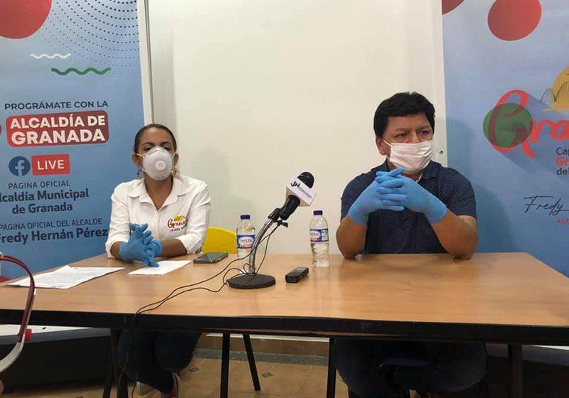 En Granada aíslan a quienes tuvieron contacto con personas contagiadas