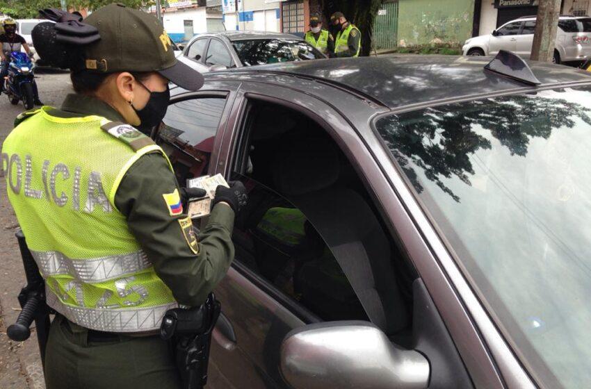 """""""Las restricciones están vigentes y hay que cumplirlas"""" dijo Jefe Operativo de la Metropolitana"""