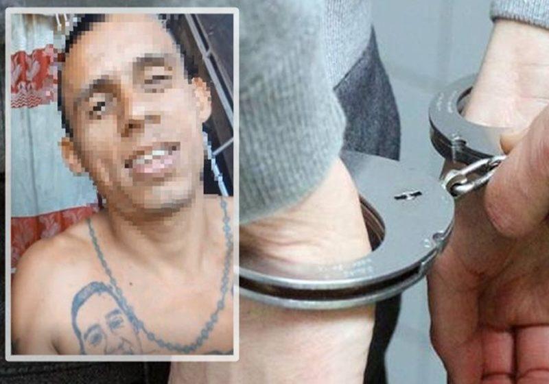 Capturado alias «Tatú», ex interno que violó el aislamiento obligatorio