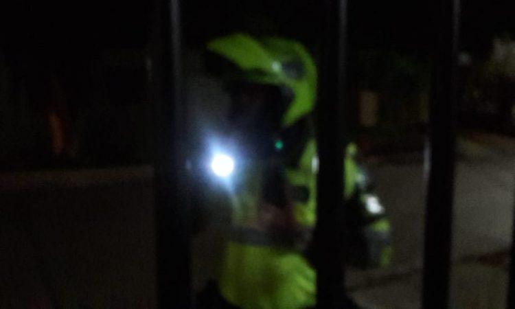 Habitantes en San Juanito denuncian exceso de autoridad por parte de la Policía