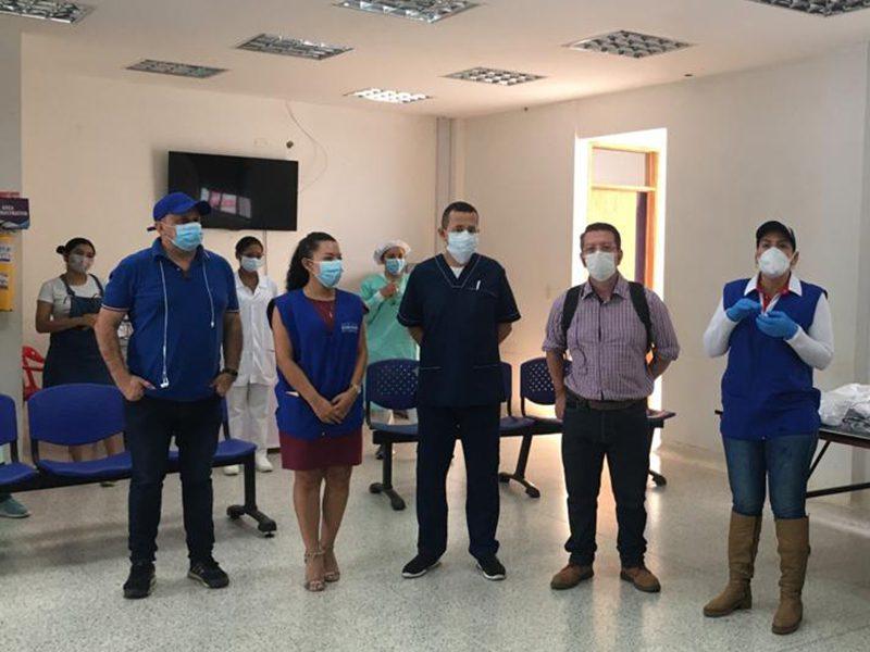 De 179 camas 130 tienen respirador para atender pacientes críticos
