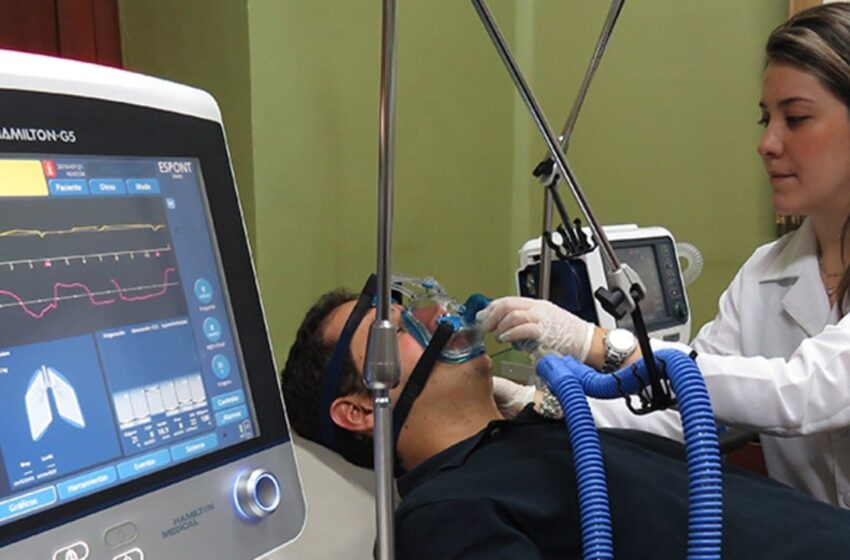 Llegan a Colombia los primeros respiradores artificiales y destinan cuatro al Meta