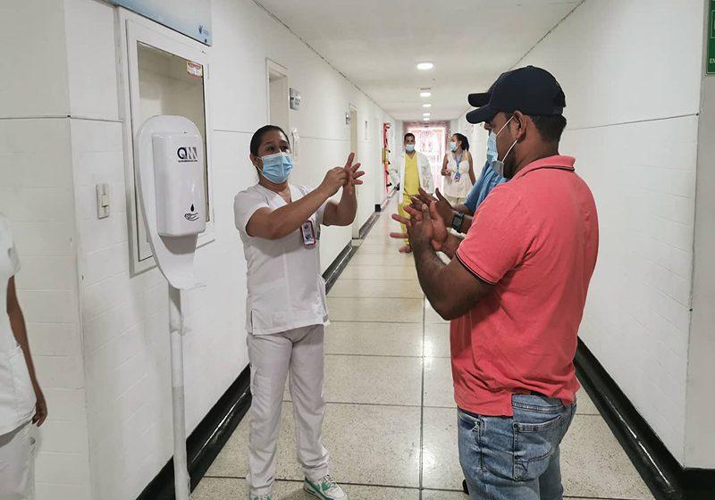 Inspeccionan los hospitales del Meta por el coronavirus