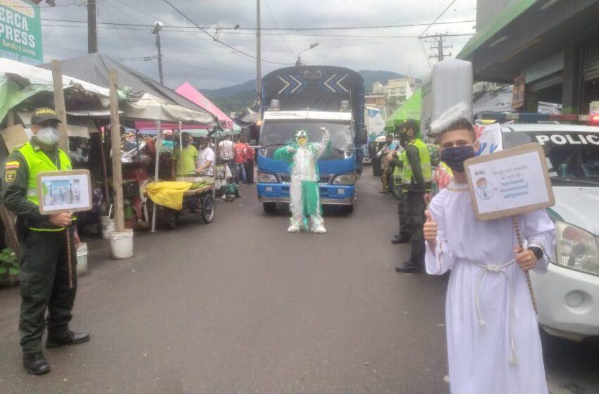 Delimitan zona en el San Isidro en búsqueda de contagiados por coronavirus