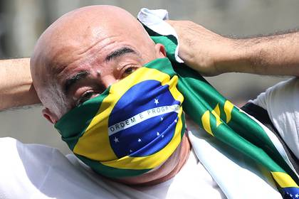Sao Paulo anuncia reapertura gradual de economía a partir del 1 de junio