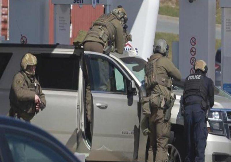 Ascienden a 17 el número de muertos en un tiroteo en el este de Canadá