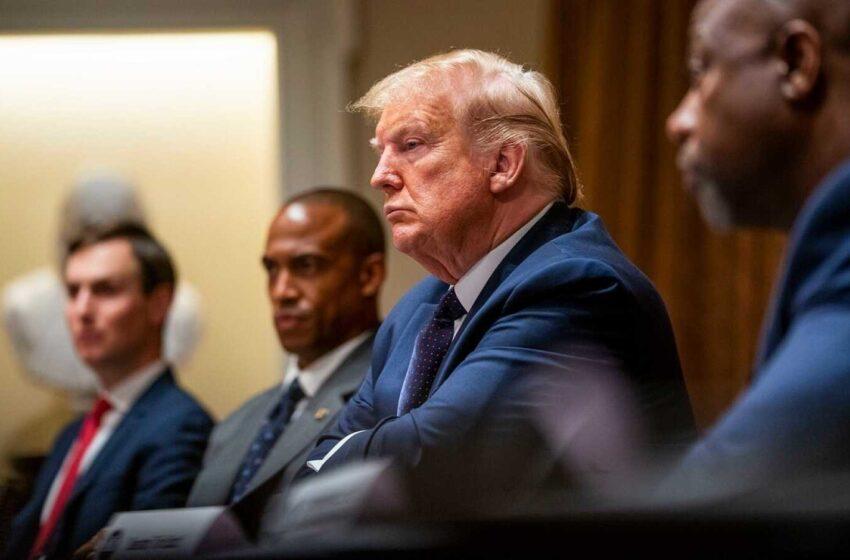 Trump amenaza con cortar los fondos a la OMS y la posible salida de Estados Unidos