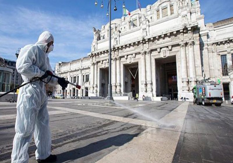 Italia iniciará la desescalada del confinamiento con «gran cautela»