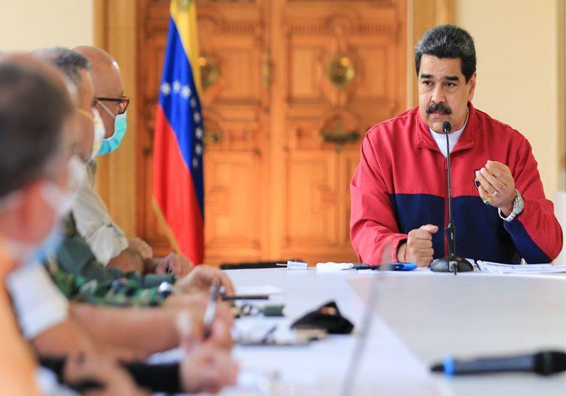 Maduro tacha de vulgar la acusación que EEUU hace contra él por narcotráfico