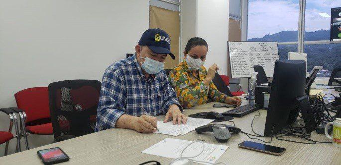 Incorporan $16.260.000 a la línea de acción para atender la pandemia de coronavirus
