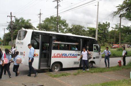 Controversia entre Unirutas y empresarios de transporte público por elevado precio de rodamiento