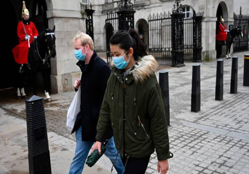 El ritmo de muertes por COVID-19 en el Reino Unido supera ya al de Italia