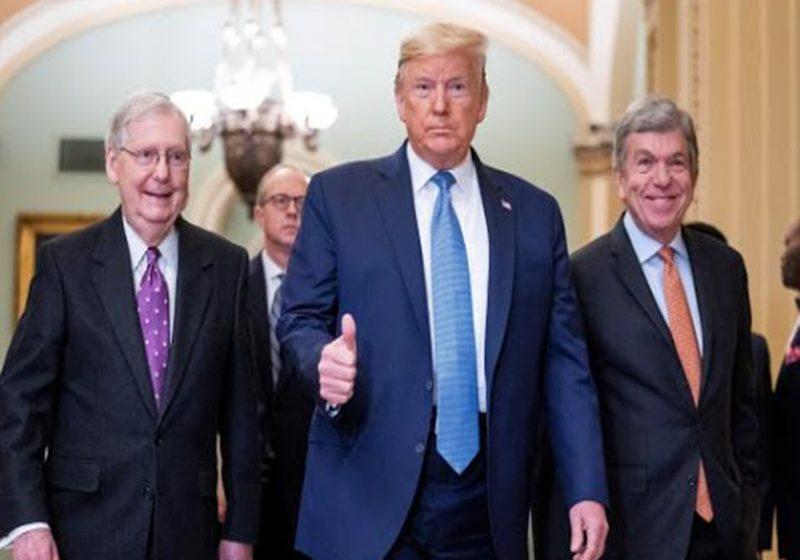 Trump propone multimillonario estímulo fiscal con cheques para ciudadanos