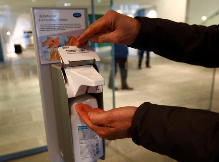 Algunas entidades bancarias en Villavicencio no cumplen normas para evitar el coronavirus