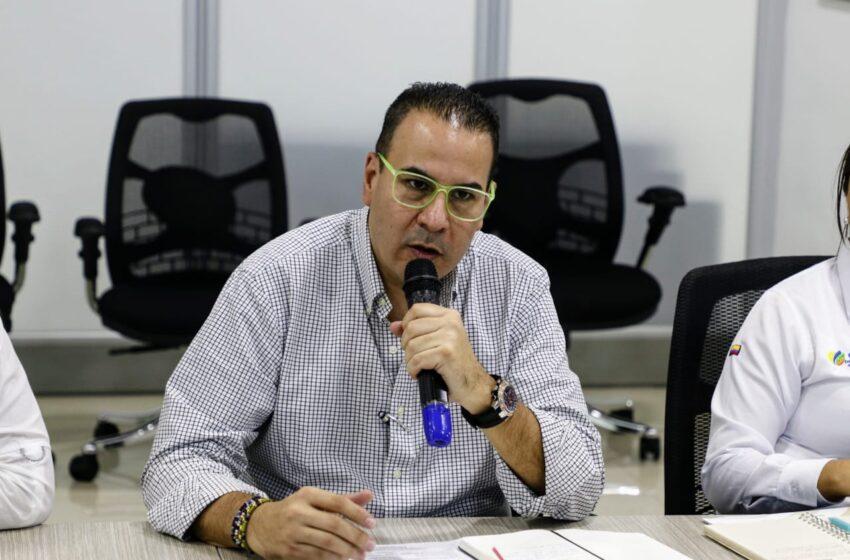 Relevaron a Mauricio Vega de la Presidencia Ejecutiva de la Cámara de Comercio