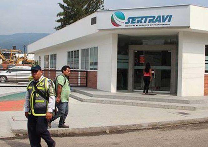Hasta el 16 de agosto operará Sertravi en Villavicencio anunció el Alcalde Felipe Harman