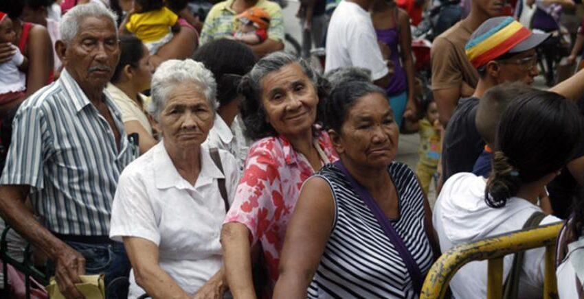 Desde hoy inicia el pago solidario adulto mayor hasta el 10 de julio bajo protocolos de bioseguridad