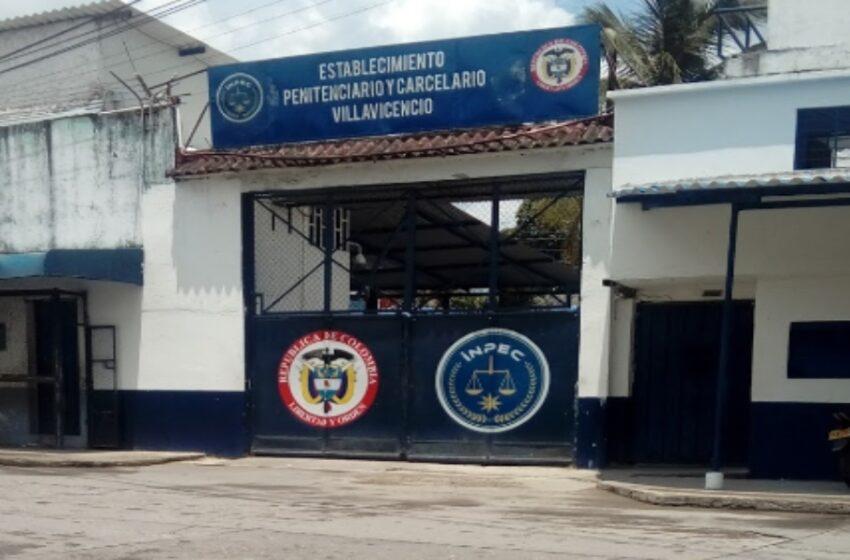 Paulatinamente se recuperan los presos en la cárcel de Villavicencio