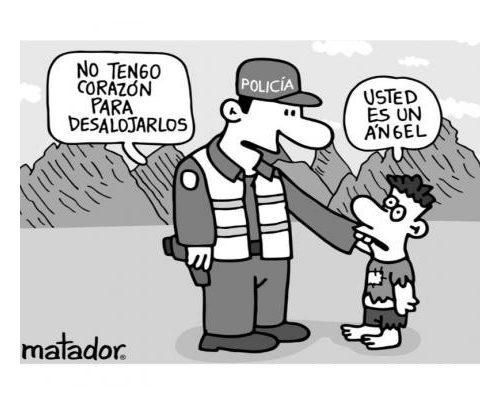 Patrullero Ángel Zúñiga (El Tiempo)