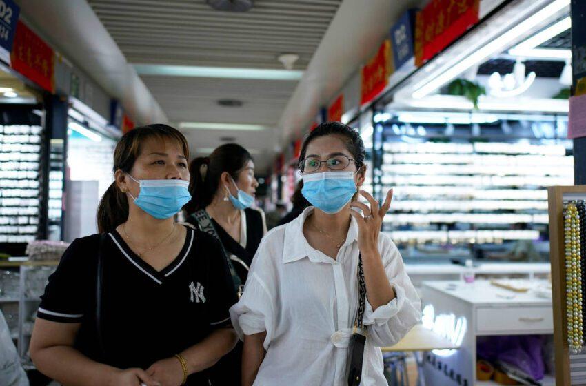 Leve repunte de nuevos contagios en China, con 5 casos «importados»