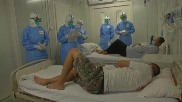 China suma 13 nuevos positivos de coronavirus, 11 de ellos en Pekín