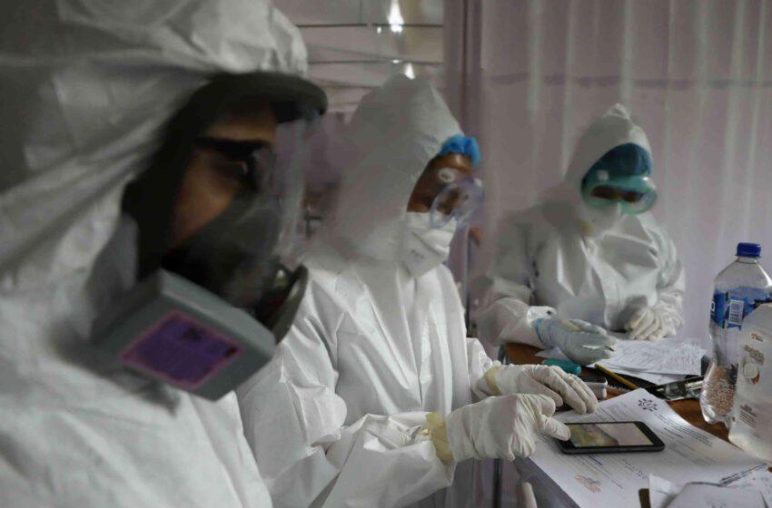 El coronavirus se multiplica en Colombia con 95.043 casos y 3.223 fallecidos