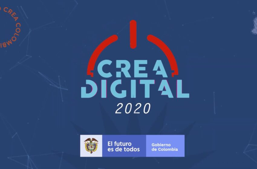 Abierta convocatoria Crea Digital 2020 para industrias creativas digitales